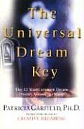 Universal Dream Key The 12 Most Common Dream Themes Around the World