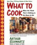 What To Cook When You Think Theres Nothing in the House To Eat More Than 175 Easy Recipes & Meal Ideas