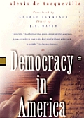 Democracy in America (Perennial Classics) Cover