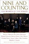 Nine and Counting: The Women of the Senate Cover