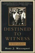 Destined to Witness: Growing Up Black in Nazi Germany Cover