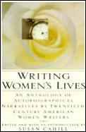 Writing Women's Lives (94 Edition) Cover