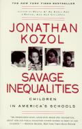 Savage Inequalities: Children in America's Schools Cover
