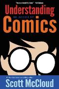 Understanding Comics: The Invisible Art Cover