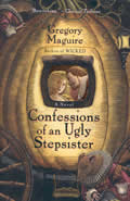 Confessions of an Ugly Stepsister Cover