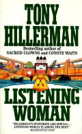 Listening Woman (Joe Leaphorn Novels) Cover