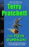 Fifth Elephant Discworld 24