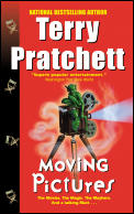 Moving Pictures Discworld 10