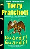 Guards! Guards! (Discworld Novels) Cover