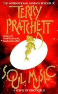 Soul Music (Discworld Novels) Cover