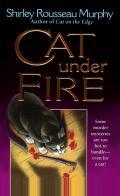Cat Under Fire: A Joe Grey Mystery