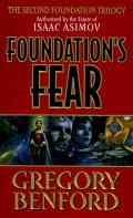Second Foundation Trilogy #01: Foundation's Fear Cover