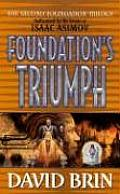 Second Foundation Trilogy #03: Foundation's Triumph Cover