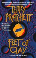 Feet of Clay Discworld 19