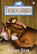 Thoroughbred #43: Thoroughbred #43: Fallen Star Cover