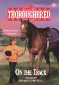Thoroughbred 34 On The Track