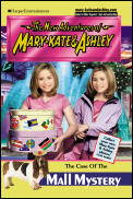 New Adventures Of Mary Kate & Ashley 28 Case Of The Mall Mystery
