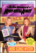 New Adventures of Mary Kate & Ashley 29 The Case of the Weird Science Mystery The Case of the Weird Science Mystery