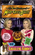 New Adventures of Mary-Kate & Ashley #31: New Adventures of Mary-Kate & Ashley #31: The Case of the Giggling Ghost: The Case of the Giggling Ghost Cover