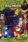 Digimon 2nd season Ultimate Adventures 2 The New Digidestined