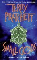 Small Gods (Discworld Novels) Cover