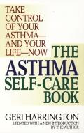 Asthma Self Care Book How To Take Control of Your Asthma