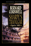 Sharpe's Trafalgar: Richard Sharpe and the Battle of Trafalgar, October 21, 1805 Cover
