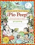 Pio Peep Rimas Tradicionales en Espanol With CD Audio