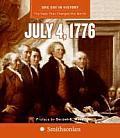 One Day In History July 4 1776