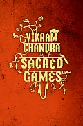 Sacred Games: A Novel Cover