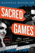 Sacred Games: A Novel (P.S.) Cover