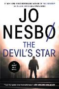 The Devil's Star: A Harry Hole Novel Cover