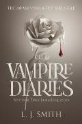 The Vampire Diaries: The Awakening and the Struggle Cover