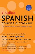 Collins Spanish Concise Dictionary Spanish English English Spanish