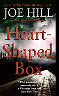 Heart-Shaped Box: A Novel Cover