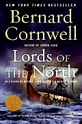 Lords of the North (Saxon Tales) Cover