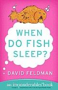 When Do Fish Sleep?
