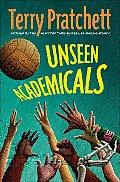 Unseen Academicals Discworld 37