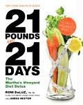21 Pounds in 21 Days The Marthas Vineyard Diet Detox