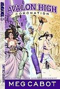 Avalon High Coronation 01 Merlin Prophecy