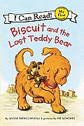 Biscuit and the Lost Teddy Bear (My First I Can Read Biscuit - Level Pre1)