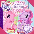 My Little Pony A Very Pony Place