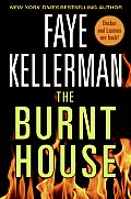 The Burnt House (Peter Decker & Rina Lazarus Novels) Cover