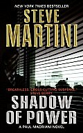 Shadow of Power (Paul Madriani Novels) Cover