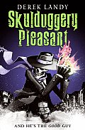 Skulduggery Pleasant Cover