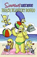Simpsons Comics Beach Blanket Bongo Cover