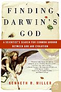 Finding Darwin's God (99 Edition) Cover