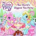 My Little Pony Worlds Biggest Tea Party