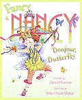 Fancy Nancy Bonjour, Butterfly (Fancy Nancy (Library): I Can Read Level 1) Cover