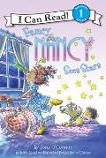 Fancy Nancy Sees Stars (Fancy Nancy: I Can Read Level 1) Cover